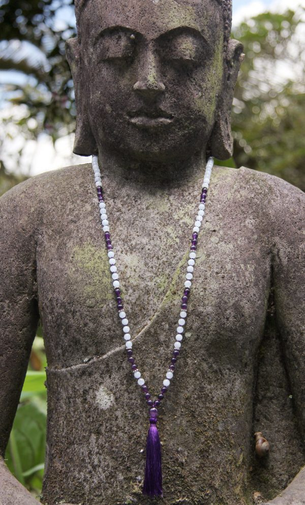 Shanti Mala - Buddhist Necklace