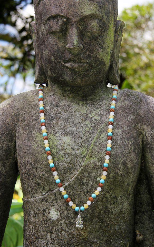 India Mala Prayer Ganesh
