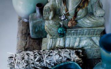 Sacred Space - Art Loving Positive Energy