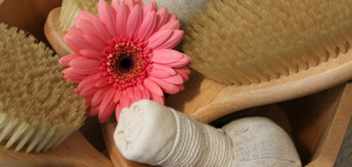 Dry Brush : Start with your body today