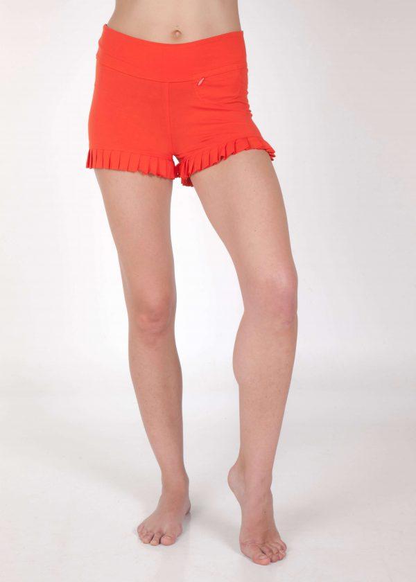 yoga shorts apparel