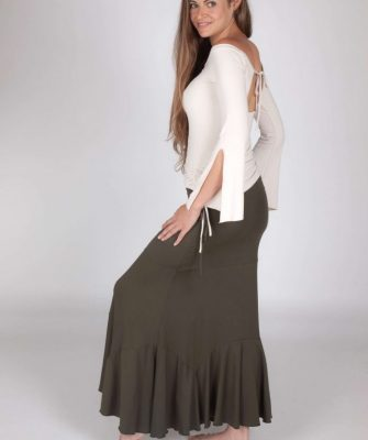 skirt boho fashion style