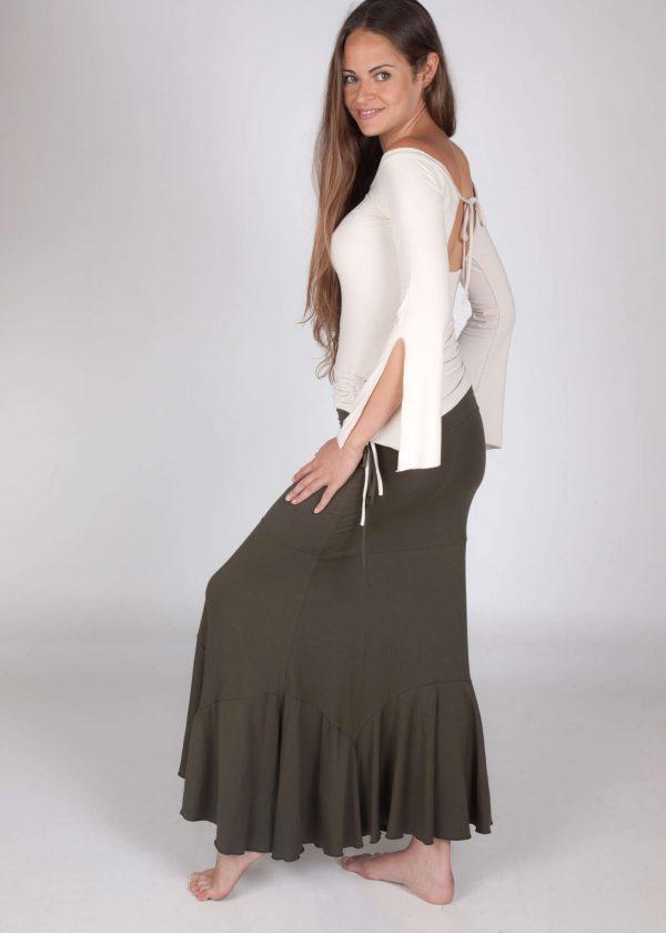 skirt boho fashion style