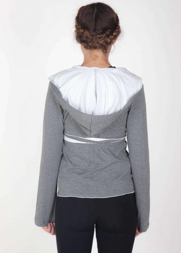 bohemian yoga jacket