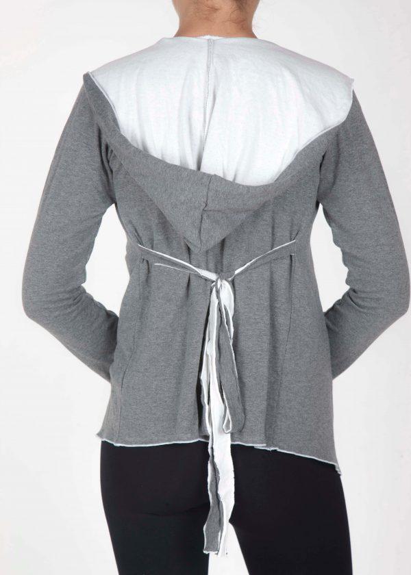 jacket yoga practice