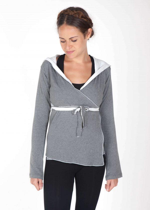 meditation hoodie yoga