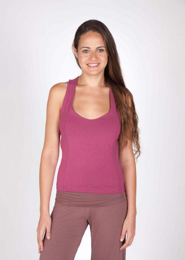 women yoga top activewear