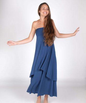 dress boho outfit