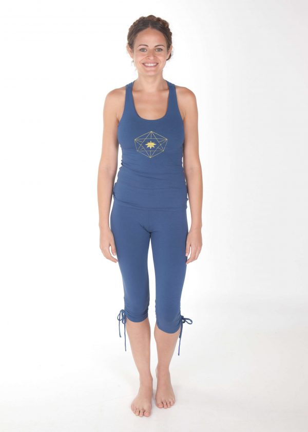 ohm top workout yoga shirts tanktop ethical