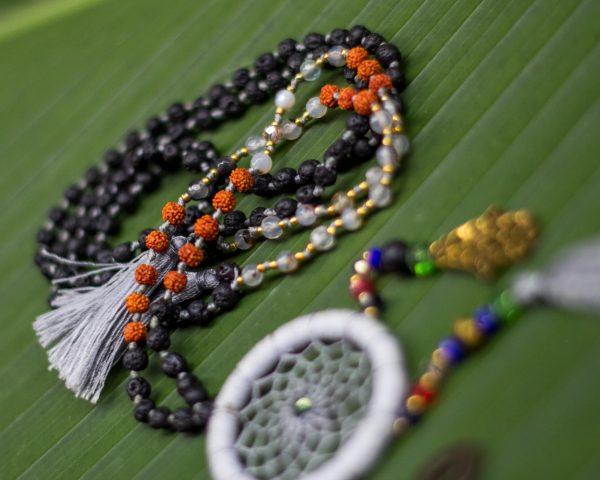 mala jewelry mantra beads