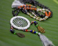 om jewlery yoga necklace