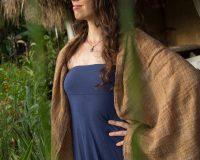 scarf-brown-design-organic-boho-chic