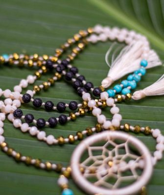 yoga handmade jewelry boho chic