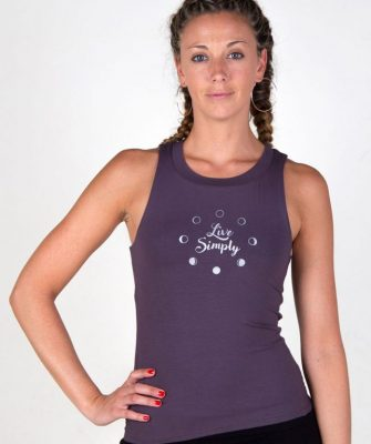 woman-top-clothing-yoga-violet